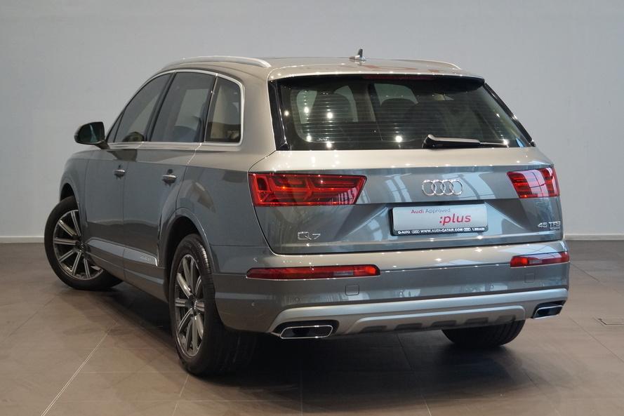 Audi Q7 quat. 3.0 V6 - 2016