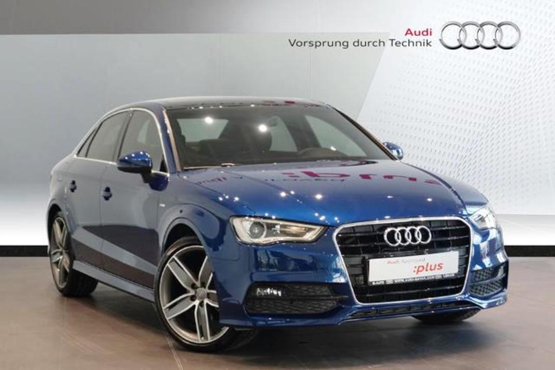 Audi A3 Sal. 1.4 I4 92 DSG - 2016