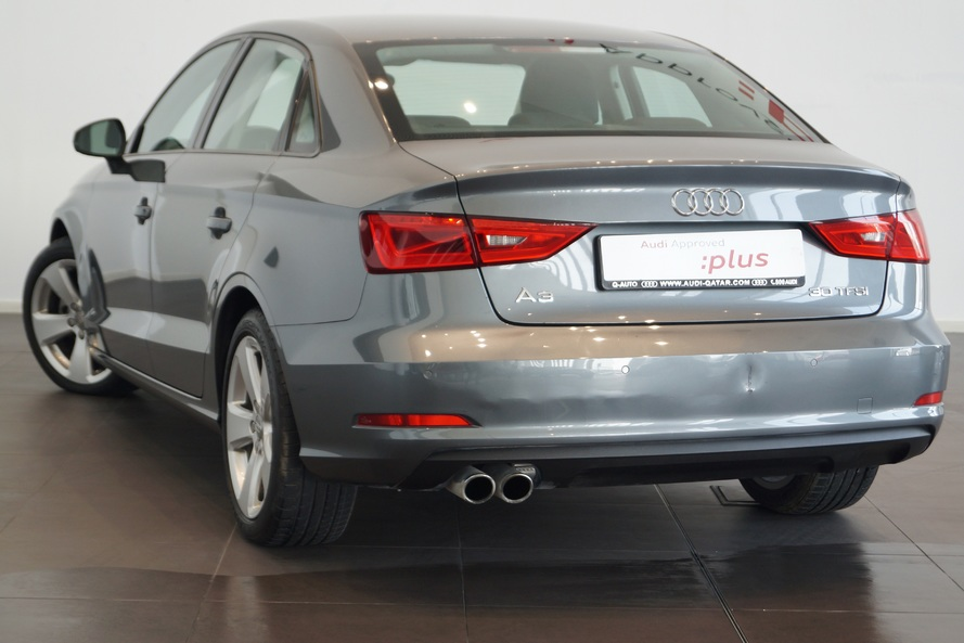 Audi A3 Saloon 1.4 (123 hp) - 2016