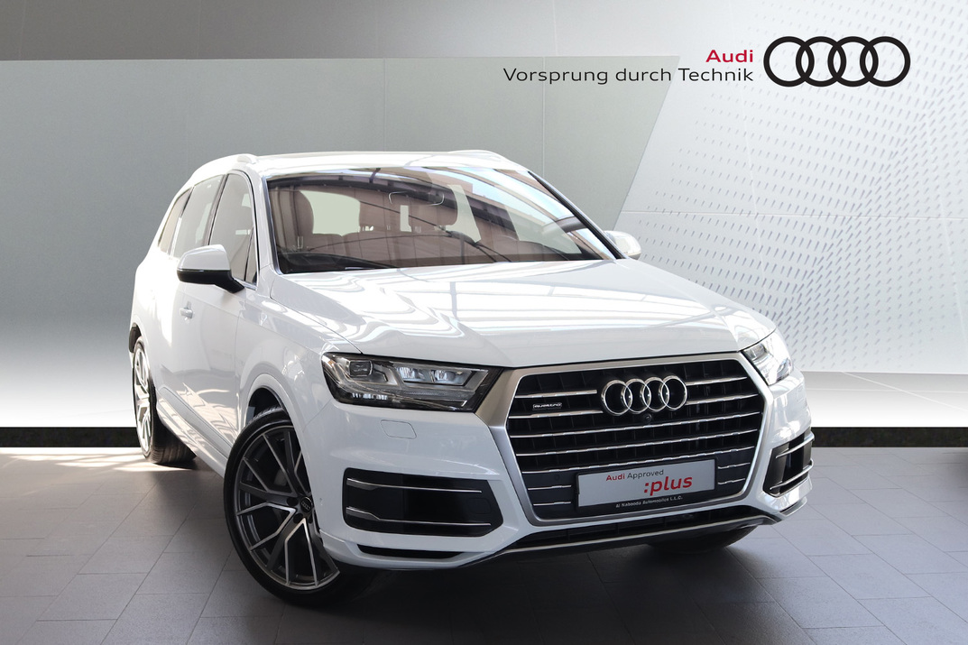 Audi Q7 45 TFSI quattro - Luxury package