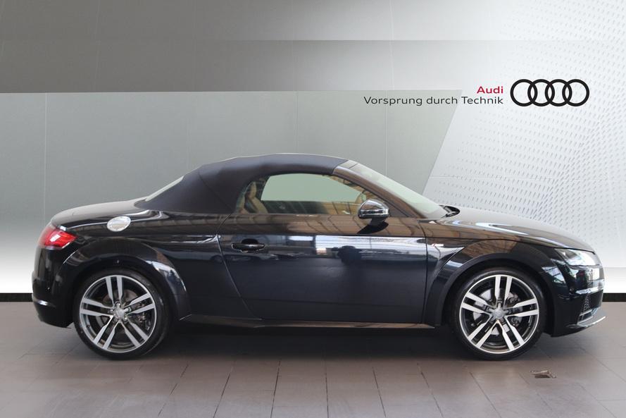 Audi TTR 45 TFSI - 2018