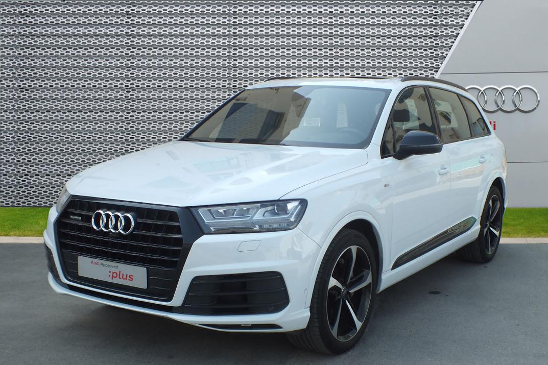 Audi Q7 45TFSI Quattro(333hp) - 2018
