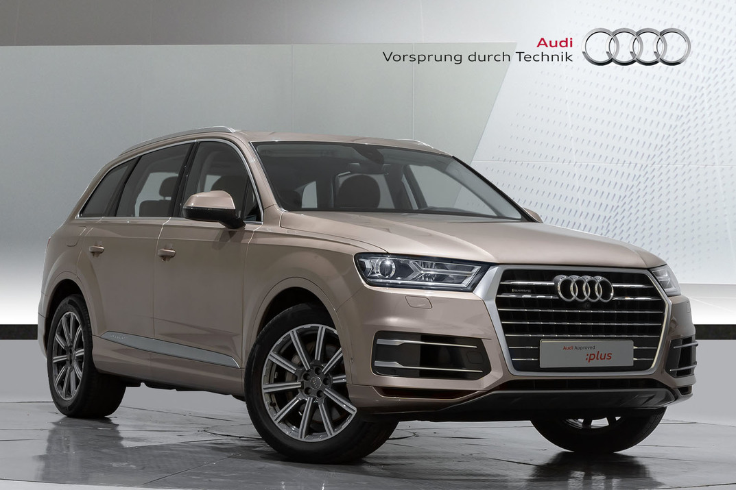 Audi Q7 45TFSI LUXURY EDITION - 2018