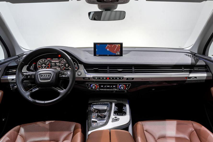 Audi Q7 45TFSI LUXURY EDITION - 2018