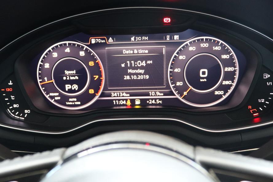 A5 Cabrio FSI