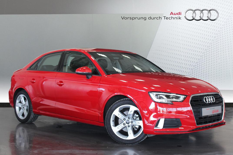 Audi A3 Sedan Sport 35 TFSI - 2018