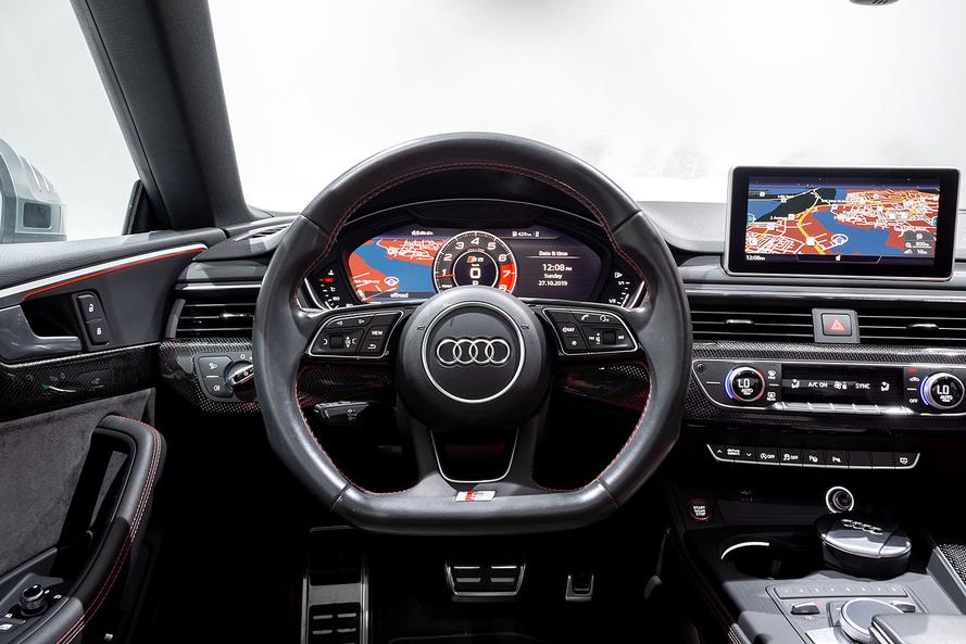 Audi S5 Coupe 355HP TURBOCHARGED V6 - 2018