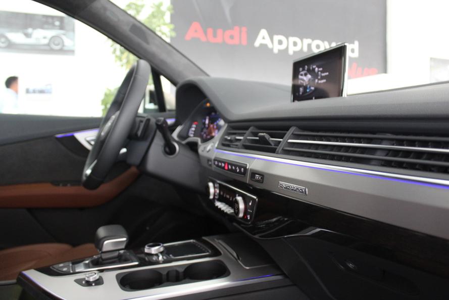 Audi Q7 45 TFSI Quattro Luxury Plus (Ref.#5267) - 2018