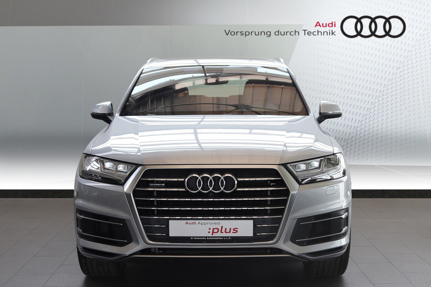 Audi Q7 45 TFSI quattro - Luxury package