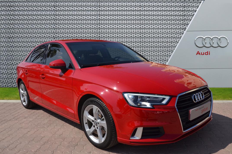Audi A3 Sedan Sport 1.4 TFSI S tronic (150 hp) - 2019