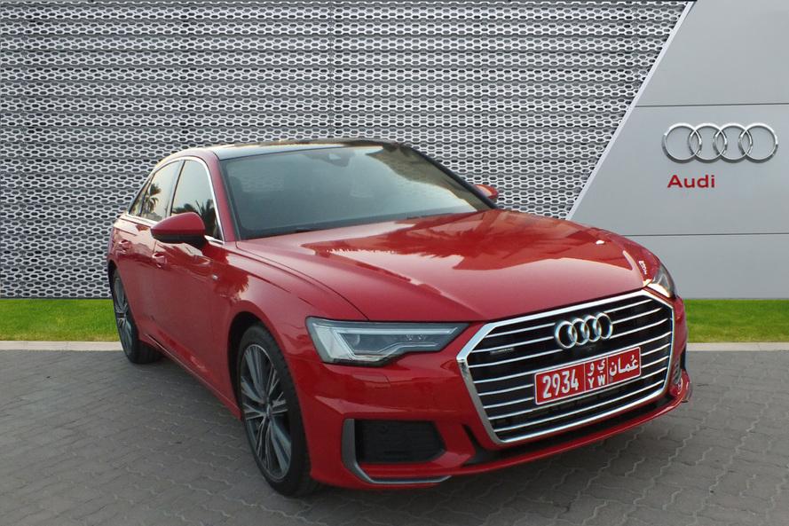 Audi A6 Design 55 TFSI quattro 340hp - 2019