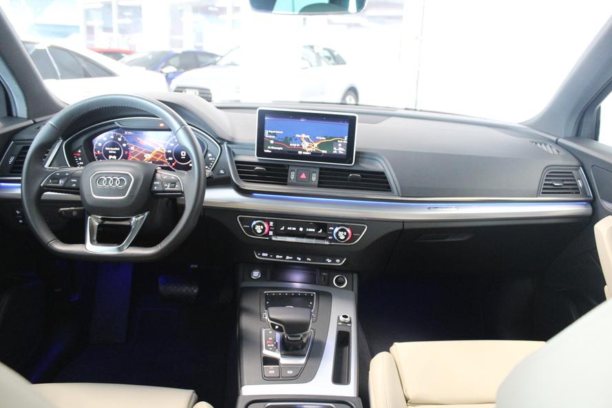 Audi Q5 45 TFSI Quattro 252hp Sport Black (Ref.#5490) - 2019