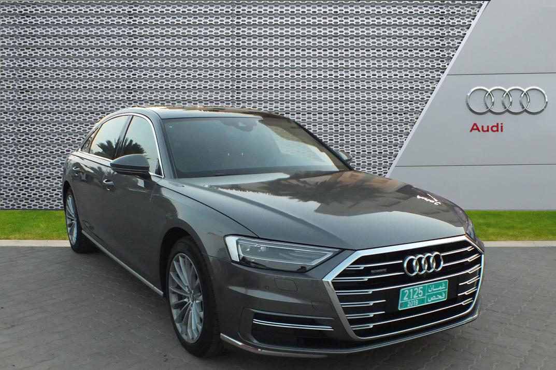 Audi A8 L 3.0 TFSI quattro tiptronic (340hp) - 2018