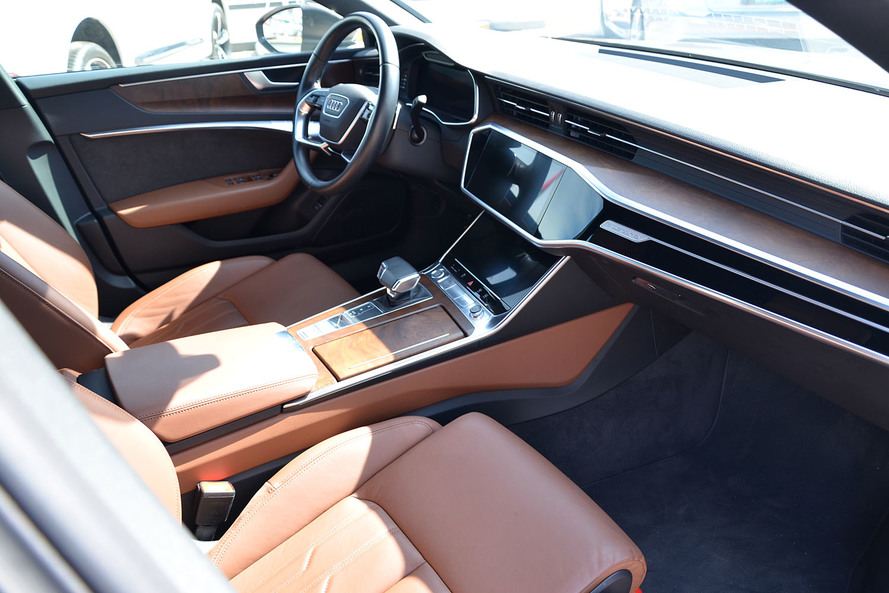 Audi A7 3.0 FSI quattro S tronic (340 hp) - 2019