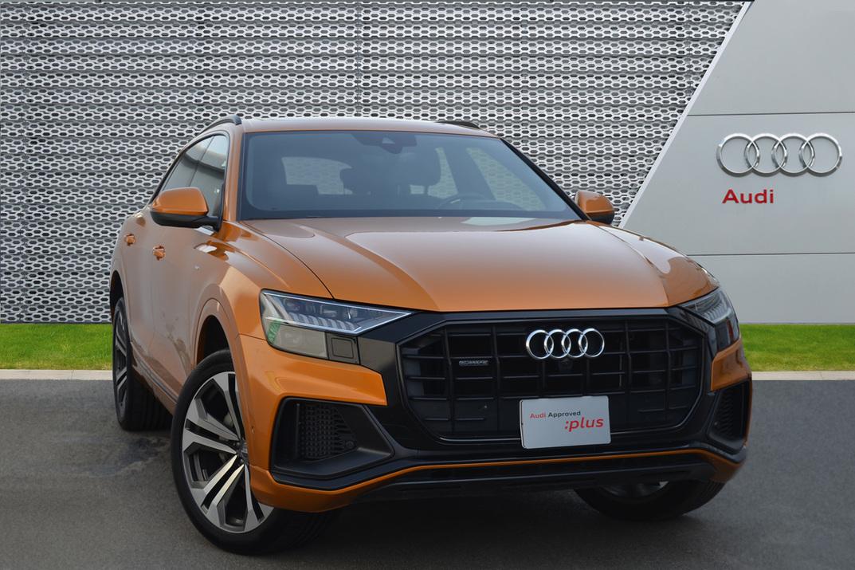 Audi Q8 3.0 TFSI quattro tiptronic (340 hp) - 2019