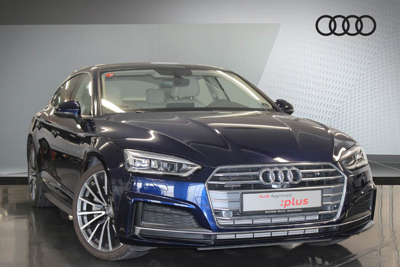 Audi A5 Sportback 45 TFSI quat Design 252hp (Ref.#5527) - 2019