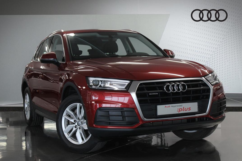 Audi Q5 45 TFSI quattro 252hp  (Ref.#5521) - 2018