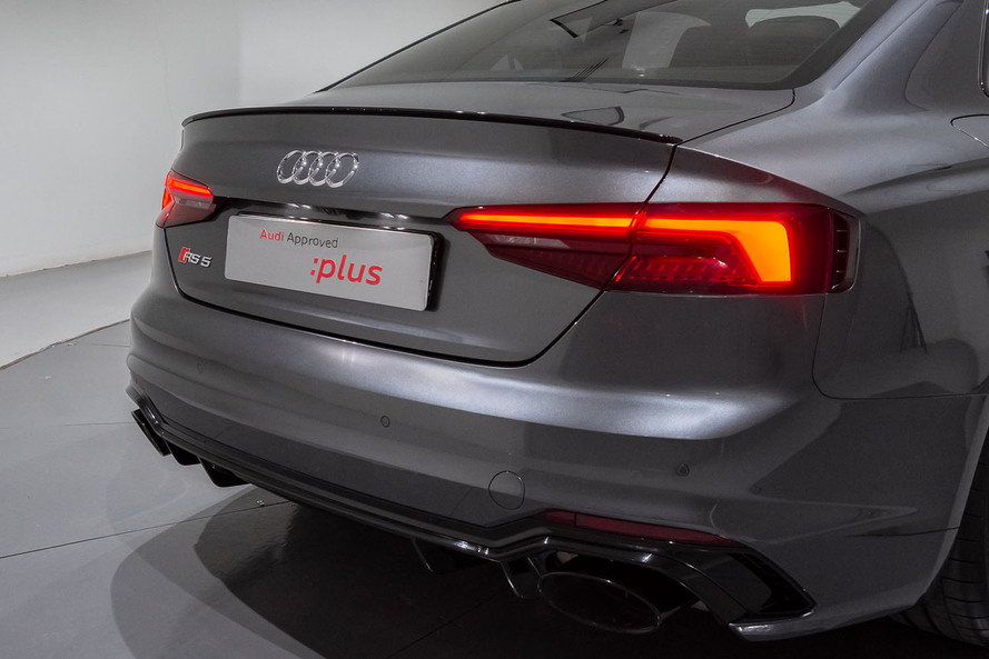Audi RS5 Coupe 450HP TWIN TURBO - 2018