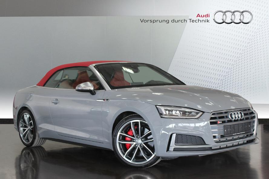 Audi S5 Quattro Cabriolet 3.0 TFSI (Ref.#5519) - 2018