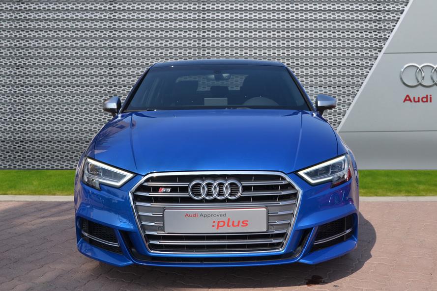 Audi S3 Sedan 2.0 TFSI quattro S tronic (290 hp) - 2019