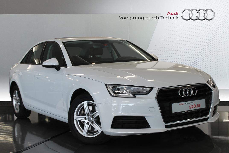 Audi A4 Saloon 30TFSi 150hp (Ref#5518) - 2018