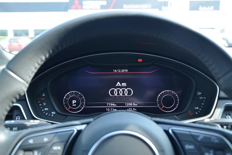 Audi A5 Sportback Sport 2.0 TFSI S tronic (190 hp) - 2019