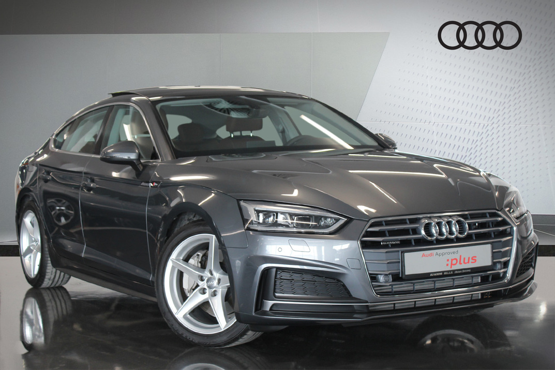 Audi A5 Sportback 45 TFSI Quattro S-Line 252hp (Ref.#5528) - 2019