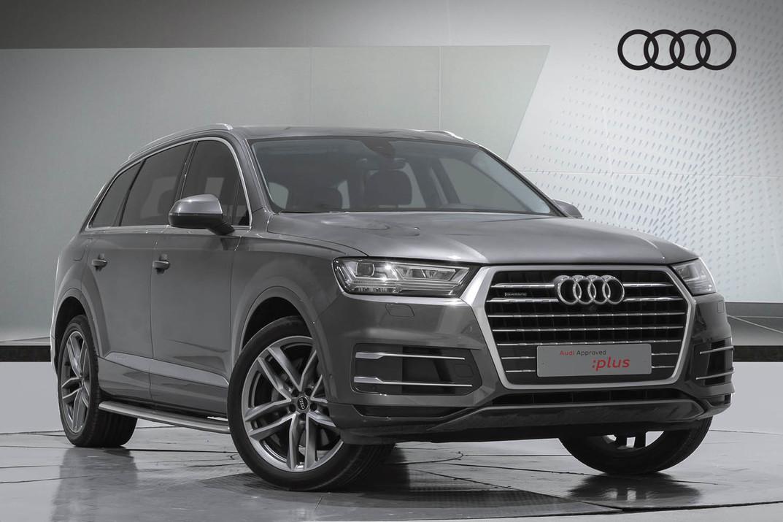 Audi Q7 40TFSI LUXURY EDITION - 2019