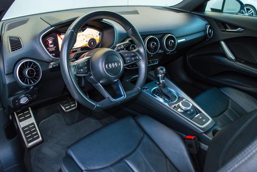 Audi TT Coupe 45 TFSI - 2017