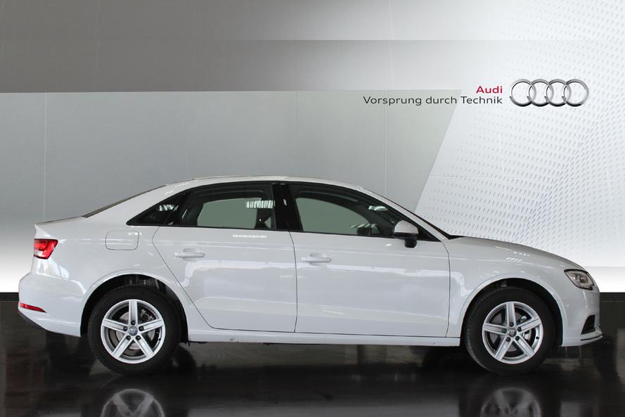 Audi A3  Sedan 30 TFSI 116hp (Ref.#5539) - 2018