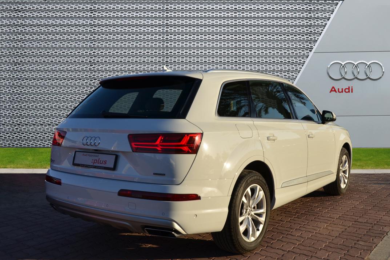 Audi Q7 40 TFSI quattro tiptronic (252hp)-Design - 2018