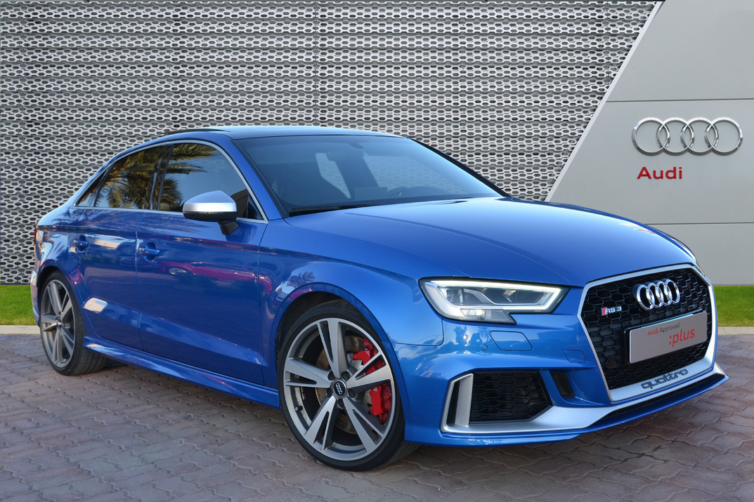 Audi RS3 Sedan quattro 2.5 400hp - 2017