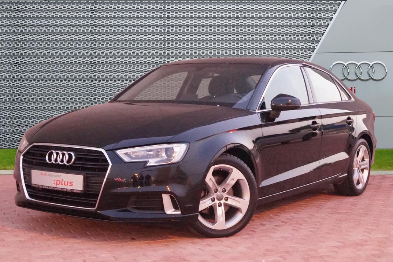 Audi A3 Sal.   COD  1.4    I4  110      DSG - 2018