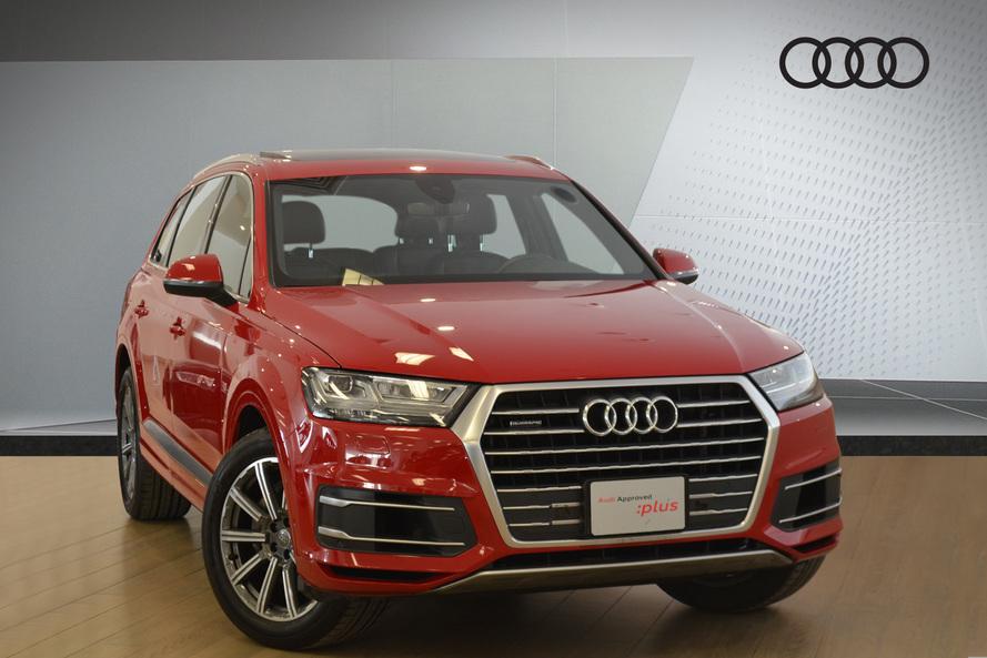 Audi Q7      quat.  3.0    V6 - 2018