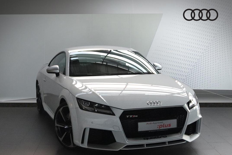 Audi TTRS 2.5 TFSI quattro - 2018