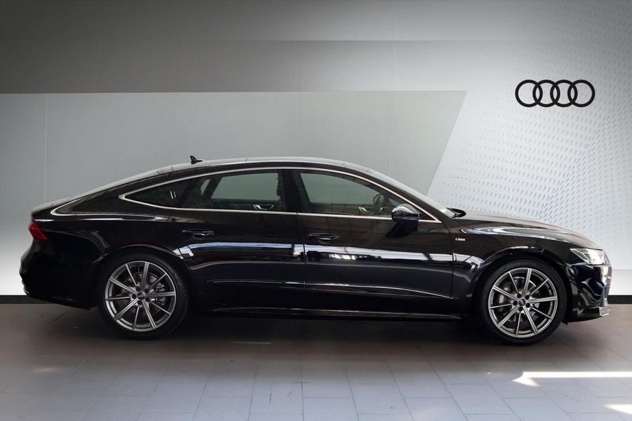 Audi A7 45 TFSI quattro - 2020