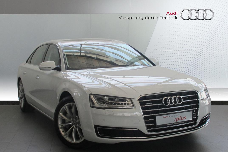 Audi A8L 50 TFSI quattro - 2017