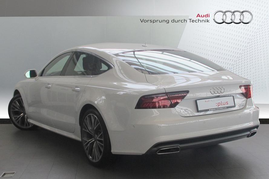 Audi A7 50 TFSI quattro