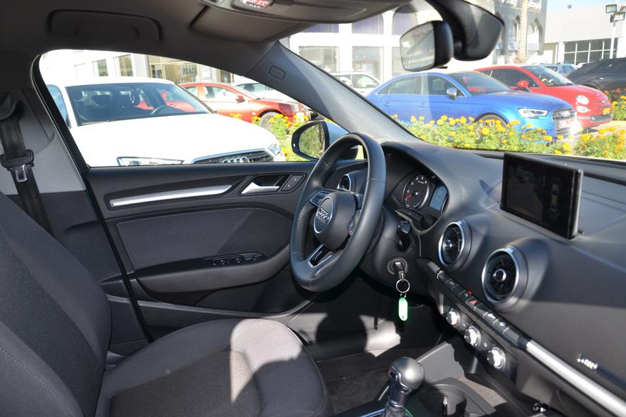 Audi A3 Sedan 1.0 TFSI S tronic (116 hp) - 2019