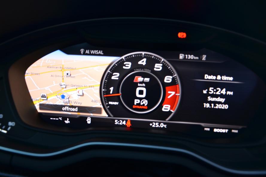 Audi S5 Coup        3.0    V6  260      A8 - 2017