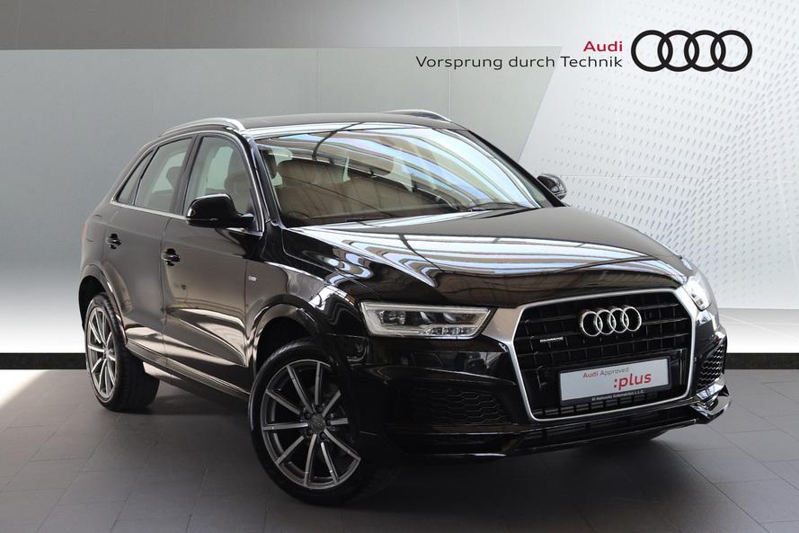 Audi Q3 35 TFSI quattro