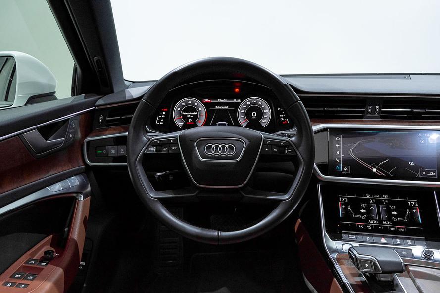 Audi A6 55TFSI LUXURY EDITION 340HP - 2019