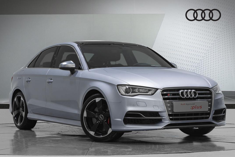 Audi S3 SEDAN 285HP - 2016