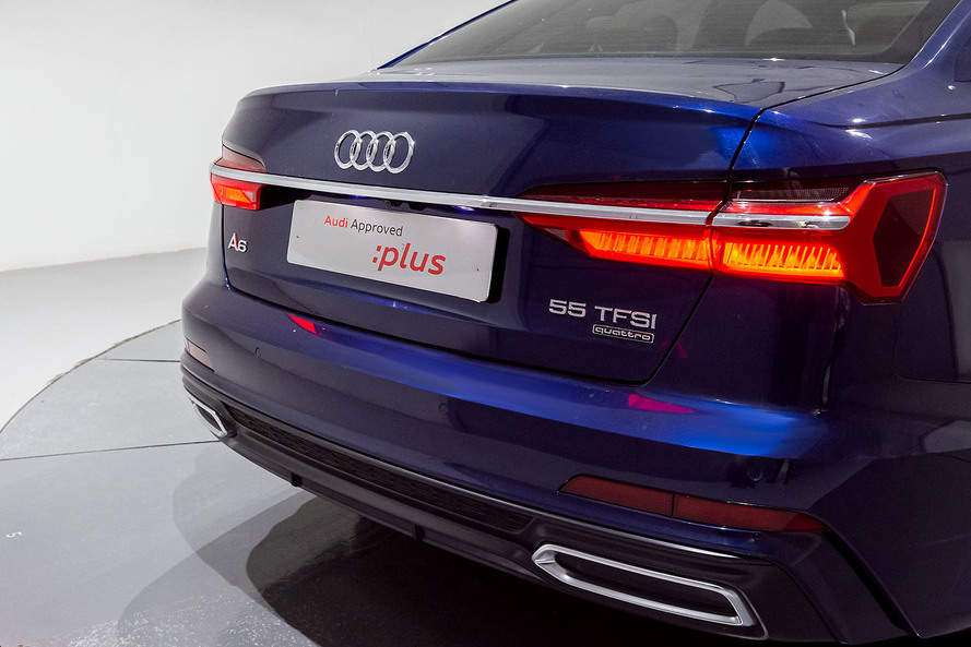 Audi A6 55TFSI LUXURY EDITION 340HP - 2019