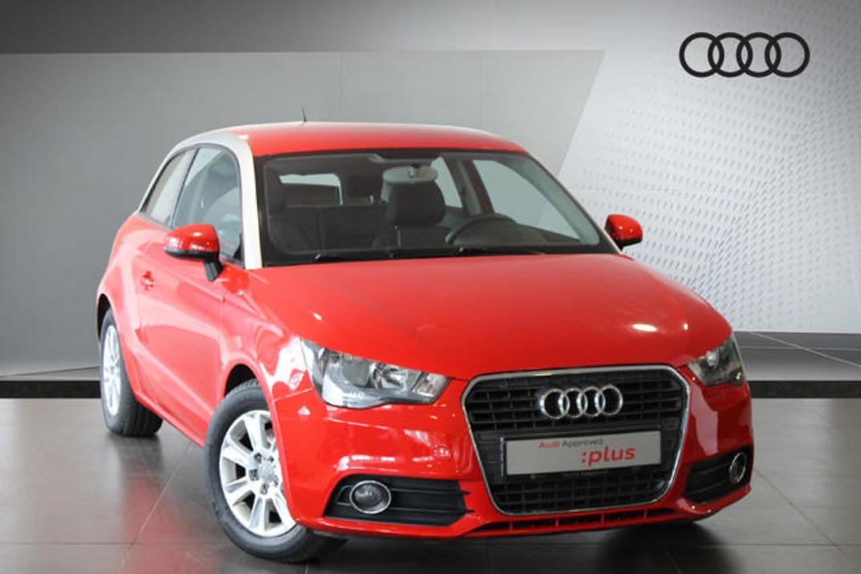 Audi A1 Model 2012