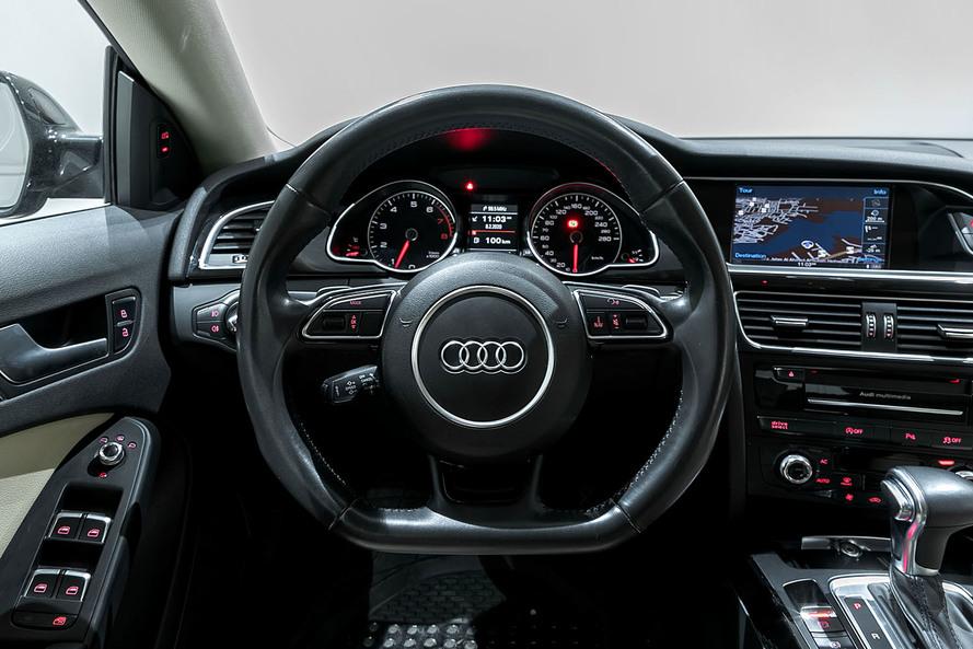 Audi A5  3.0T quattro 268 HP - 2015