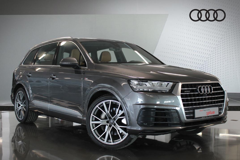 Audi Q7 3.0 TFSI quattro  333hp Luxury (Ref.#5588) - 2019