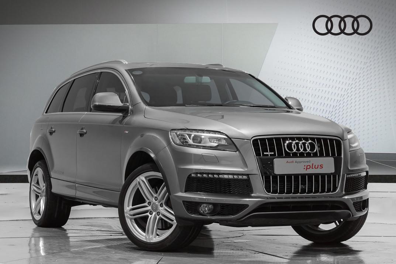 Audi Q7  quattro - 2016