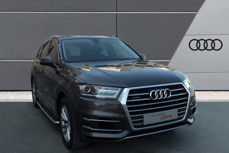 Audi Q7 45TFSI Quattro (333hp) - 2017