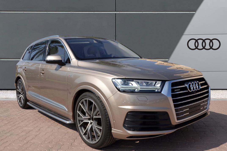 Audi Q7 quat. 3.0 V6 245 A8 - 2018